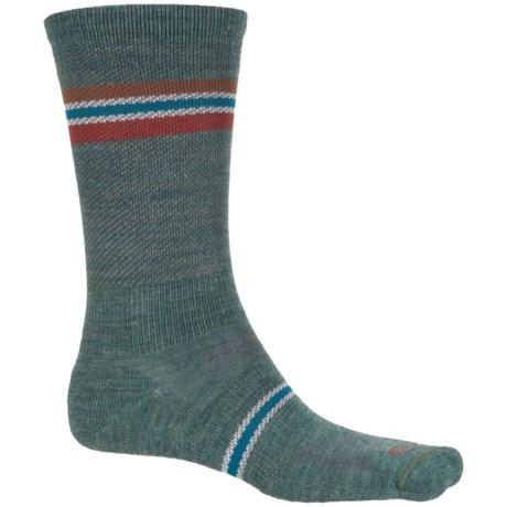 Sockwell Whip Stitch Socks - Merino Wool, Crew (For Men)