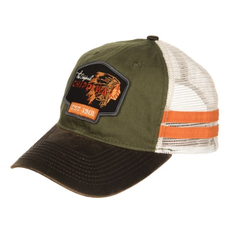 Chippewa Trucker Hat (For Men)