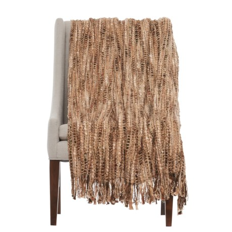 Loloi Thea Throw Blanket - 50x60""