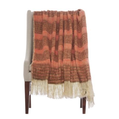"Loloi Romy Throw Blanket - 50x60"""
