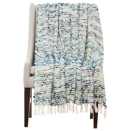 """Loloi Lily Throw Blanket - 50x60"""""""