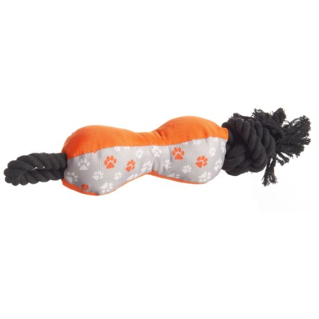 Animal Planet Oxford 8 Dog Toy - Squeaker