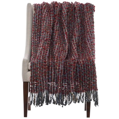 """Loloi Rosa Throw Blanket - 50x60"""""""