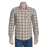 Royal Robbins Bridgeport Plaid Shirt - Long Sleeve (For Men)