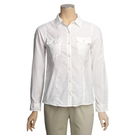 Royal Robbins Windsong Shirt - Convertible Long Sleeve (For Women)