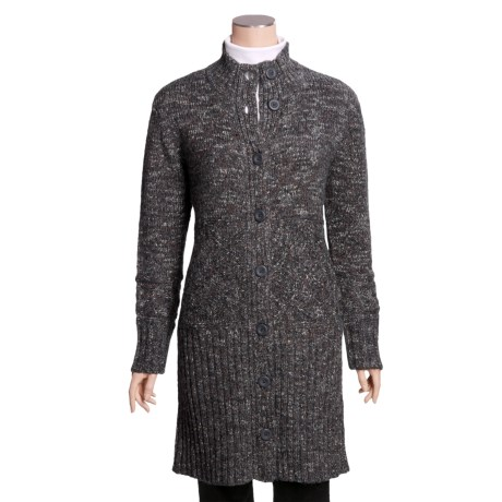 Royal Robbins Alpenglow Cardigan Sweater - Long (For Women)