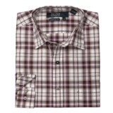 Nat Nast Plaid About You Sport Shirt - Cotton, Long Sleeve (For Men)