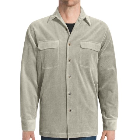 Nat Nast Corduroy Shirt Jacket - 10-Wale (For Men)