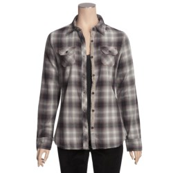 Jeremiah Ashton Plaid Shirt - Long Sleeve (For Women)