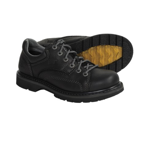Caterpillar Blackbriar Shoes - Full-Grain Leather (For Women)
