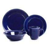 American Atelier Earthenware Dinnerware Set - 16-Piece