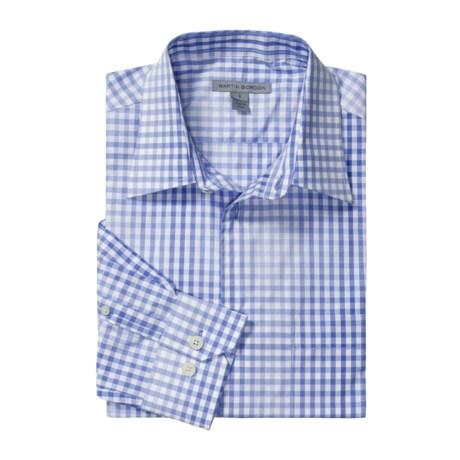 Martin Gordon Gingham Sport Shirt - Ombre Check, Long Sleeve (For Men)