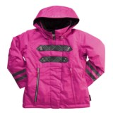 Obermeyer Mekayla Jacket - Insulated (For Girls)