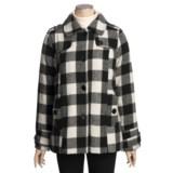 Columbia Sportswear Buffalo Plaid Coat - Wool Blend (For Women)