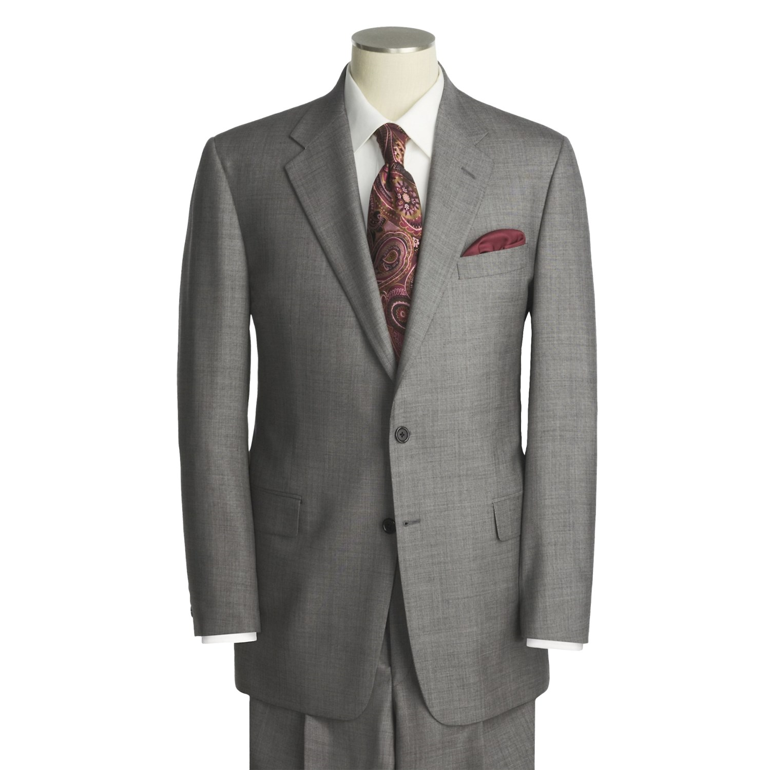 hickey freeman fancy suit for men 3576m