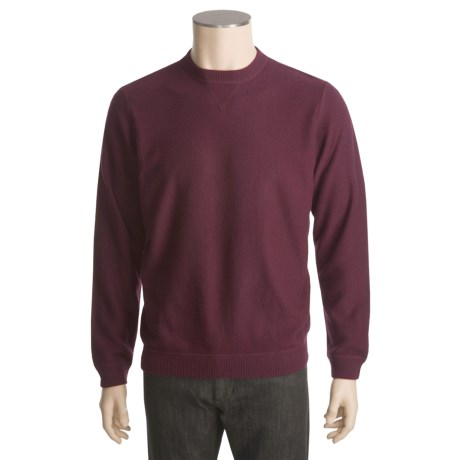 Kinross Cashmere Sweatshirt (For Men)