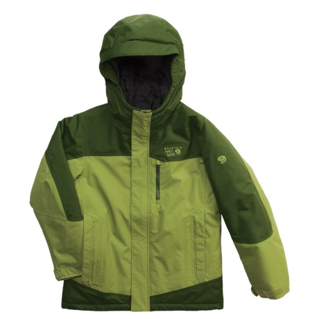Mountain Hardwear Fanaloka Jacket - Insulated (For Boys)