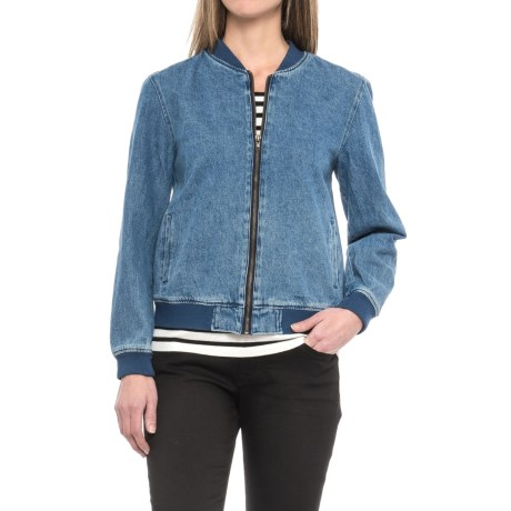 Velvet Heart Regis Bomber Jacket (For Women)
