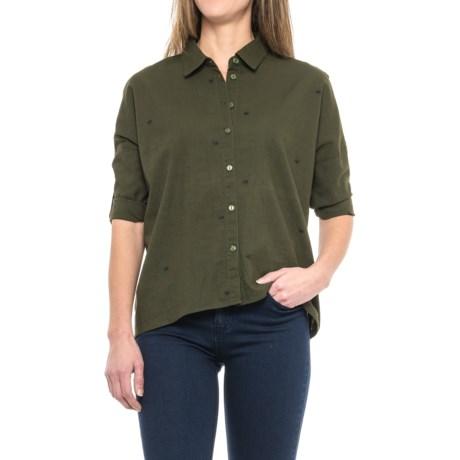 Velvet Heart Yasmine Shirt - Long Sleeve (For Women)