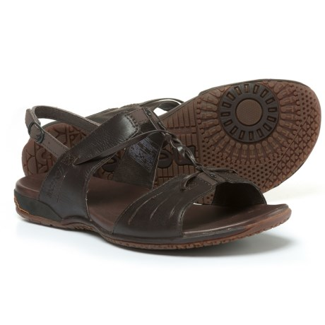 Merrell Micca H-Band Leather Sandals (For Women)