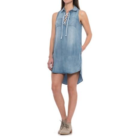 Velvet Heart Ella Dress - TENCEL®, Sleeveless (For Women)