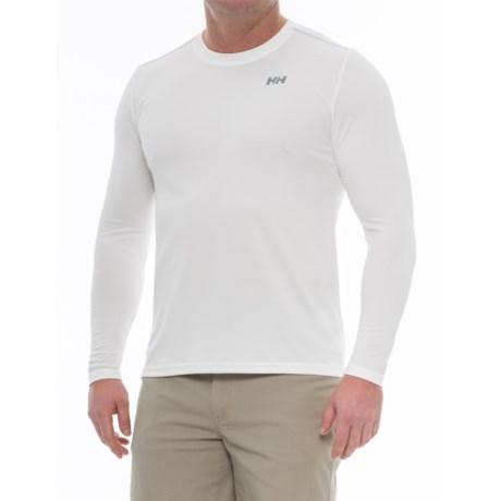 Helly Hansen VTR Versatile Training Shirt - UPF 40, Long Sleeve (For Men)