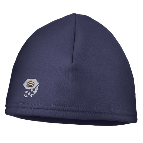 Mountain Hardwear Power Stretch® Beanie Hat (For Men)