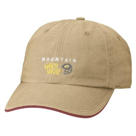 Mountain Hardwear Hardwear Baseball Cap - Organic Cotton (For Boys)