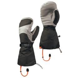 Mountain Hardwear Masherbrum Mittens - Waterproof, Insulated (For Men)