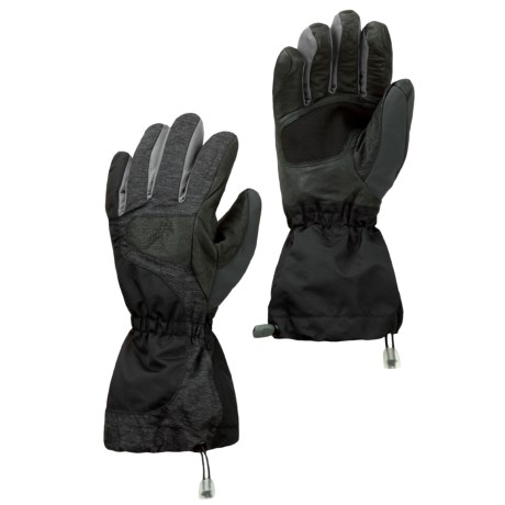 Mountain Hardwear Pasilla Gloves - Waterproof, Insulated (For Women)