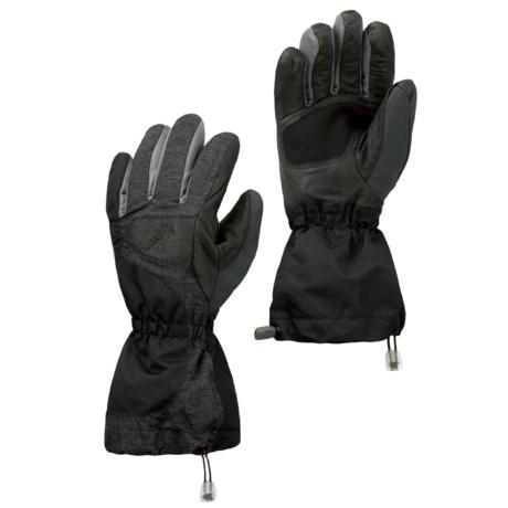 Mountain Hardwear Pasilla Gloves - Waterproof, Insulated (For Women)