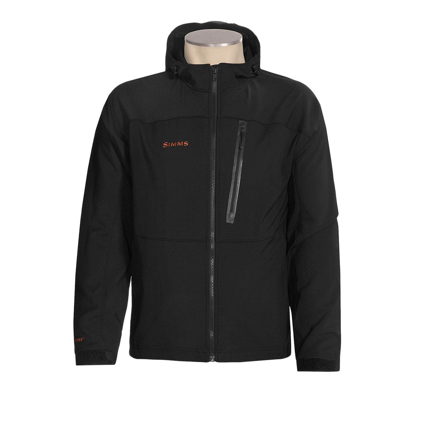 Simms Windstopper^ Soft Shell Hoodie (For Men) - Save 31
