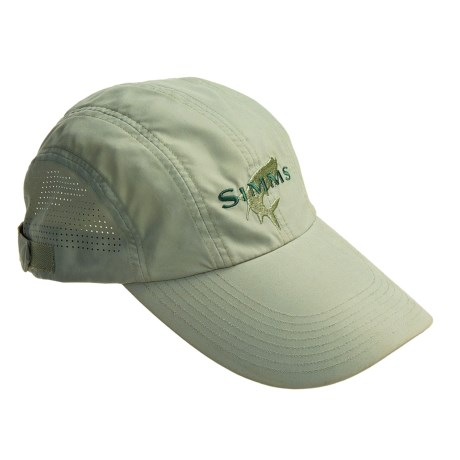 great fishing hat review of simms microfiber long bill