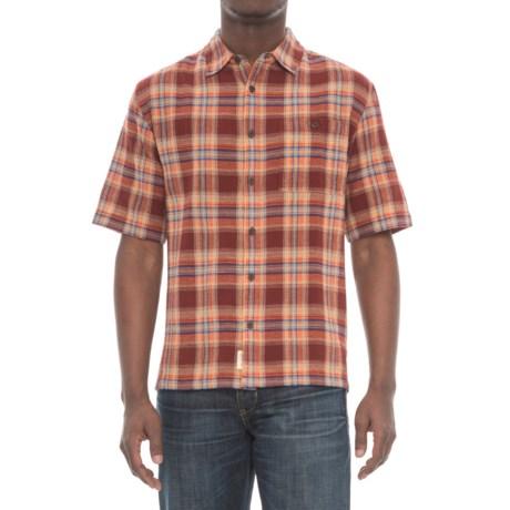 Woolrich Chill Out II Shirt - Short Sleeve (For Men)