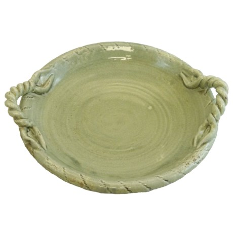 Tierra Garden Ceramic Bird Bath Top - 19""