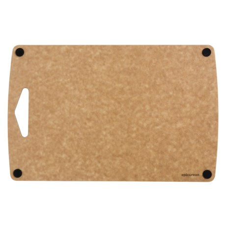 Epicurean Prep Series Non-Slip Composite Wood Cutting Board - 16x10""