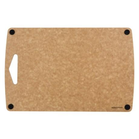 """Epicurean Prep Series Non-Slip Composite Wood Cutting Board - 16x10"""""""