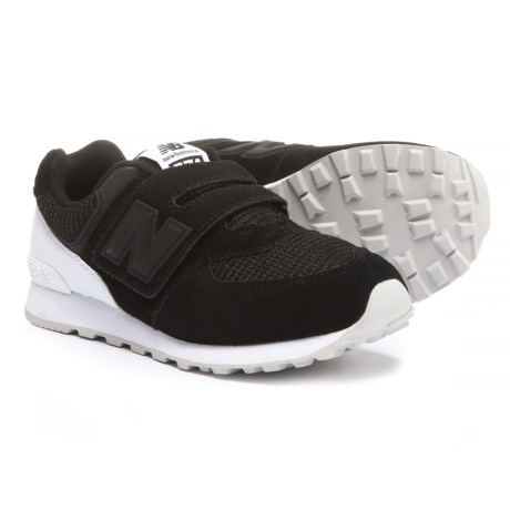 New Balance 574 Sneakers - Touch Fasten (For Boys)
