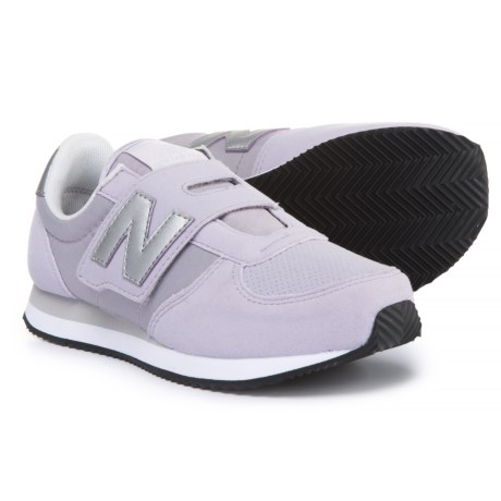 New Balance 220 Sneakers - Touch Fasten (For Girls)