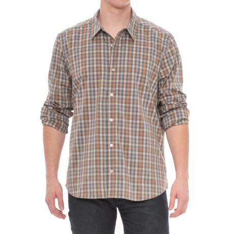 Toad&Co Panorama Shirt - UPF 25+, Organic Cotton, Long Sleeve (For Men)