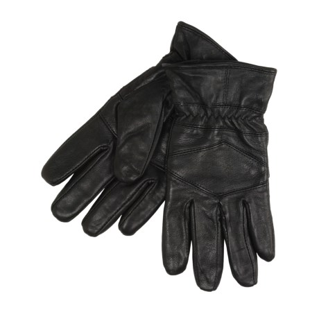 Jacob Ash Weather Beaters Dress Gloves - Leather, Insulated (For Men)