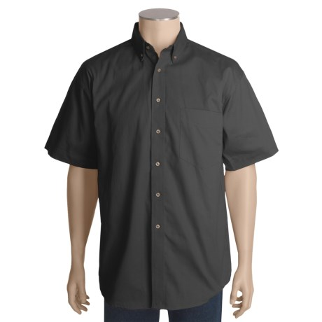 Panhandle Slim Western Shirt - Short Sleeve (For Men)