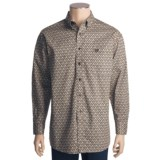 Panhandle Slim Select Cotton Poplin Shirt - Long Sleeve (For Men)