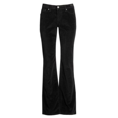 JAG Carla Corduroy Pants - Low Rise, Bootcut (For Women)
