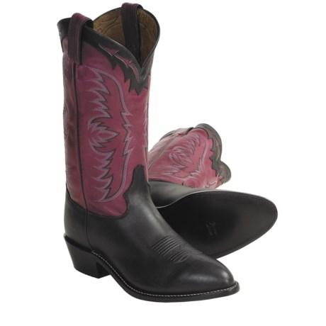 """Tony Lama Sundance Cowboy Boots - 13"""", Calfskin (For Men)"""