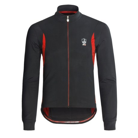 Campagnolo Racing Cycling Jersey - Full Zip, Long Sleeve (For Men)