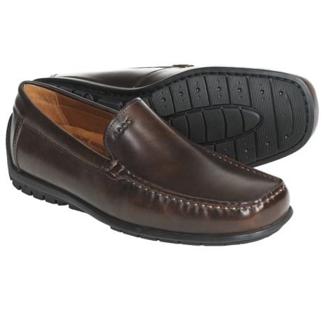 Ecco Soft Moc Shoes - Slip-Ons (For Men)