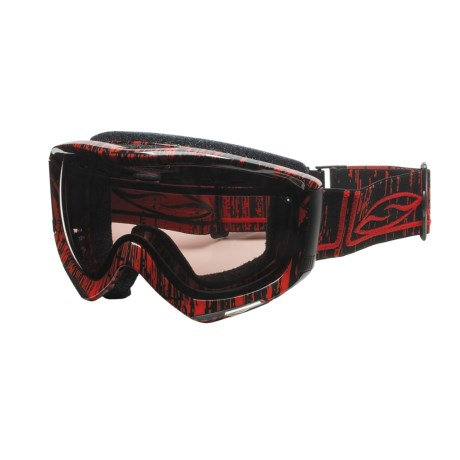 Smith Sport Optics Prophecy OTG Snowsport Goggles - Spherical Mirror Lens
