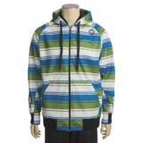 Sessions Retro Stripe Jacket - Soft Shell (For Men)