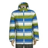 Sessions Truth Retro Stripe Jacket - Insulated (For Men)